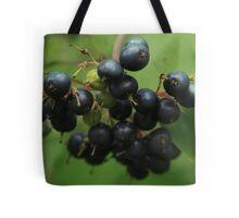 Blue Berry Tote Bag