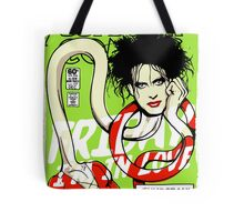 Post-Punk Heroes | Plastic Tote Bag