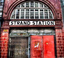 I used to be a tube station by monkeycrumpet