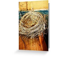 Empty Nester Greeting Card