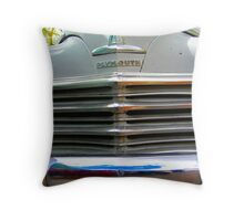 1946 Plymouth Coupe Throw Pillow