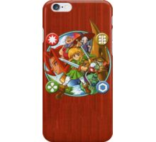 The legend of zelda oracle of season Phone Case iPhone Case/Skin