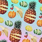 Fruit Ninja by Zeke Tucker