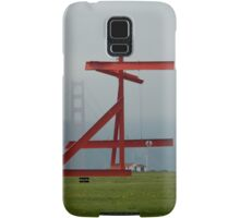 Peace, San Francisco Samsung Galaxy Case/Skin