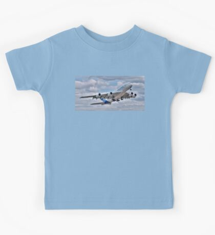 Airbus A380 - Take-Off Kids Tee