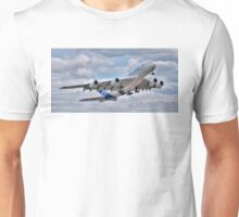 Airbus A380 - Take-Off Unisex T-Shirt