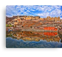 Amber Fort. India Canvas Print