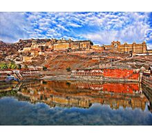 Amber Fort. India Photographic Print