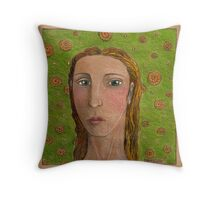 Rene' Throw Pillow