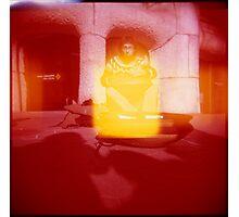 Glowing Photographic Print