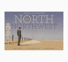 North by Northwest alternative movie poster T-Shirt