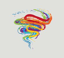 Grunge Rainbow 3 Unisex T-Shirt