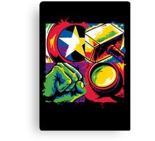 Pop Avengers Canvas Print
