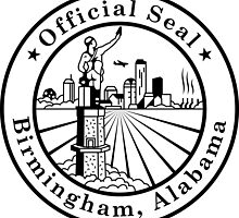 Seal of Birmingham, Alabama by abbeyz71