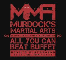MMA - Murdock's Martial Arts (V05 - The LONG story) by coldbludd