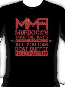 MMA - Murdock's Martial Arts (V05 - The LONG story) T-Shirt