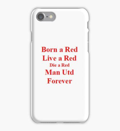 Man Utd  Iphone Cases iPhone Case/Skin