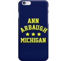 Ann Arbaugh iPhone Case/Skin
