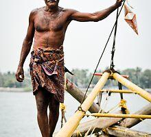 Chinese fishing net operator by UniSoul