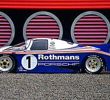 1986 Porsche 962 by DaveKoontz