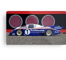 1986 Porsche 962 Metal Print