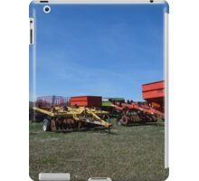 Typical farm country iPad Case/Skin