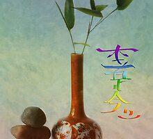 Reiki Still Life by inkedsandra