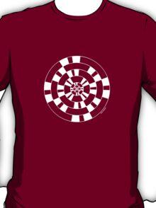 Mandala 40 Simply White T-Shirt