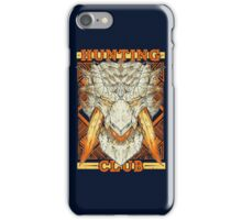 Hunting Club: Barioth iPhone Case/Skin