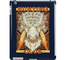 Hunting Club: Barioth iPad Case/Skin