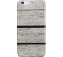Wood Planks iPhone Case/Skin