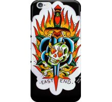 East End - Tattoo flash iPhone Case/Skin