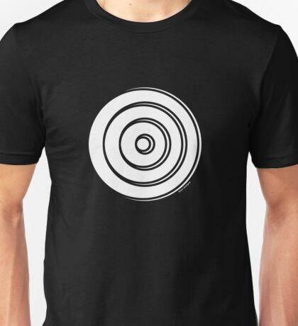 Mandala 33 Simply White Unisex T-Shirt