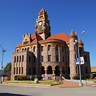 Wise County TX Courthouse Image 1 by plsphoto
