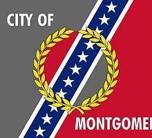 Flag of Monrgomery  by abbeyz71