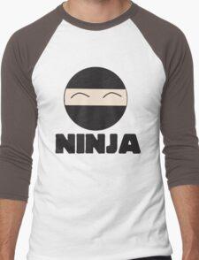 Ninja Men's Baseball ¾ T-Shirt