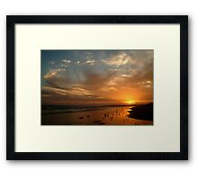 Pt Impossible Torquay, Great Ocean Road Framed Print