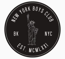 New York Boys Club by JamesShannon