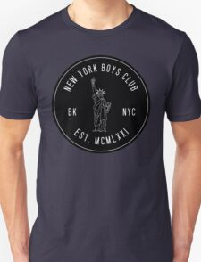 New York Boys Club Unisex T-Shirt