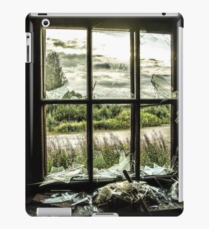 View from Decay iPad Case/Skin