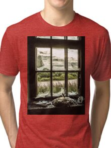 View from Decay Tri-blend T-Shirt