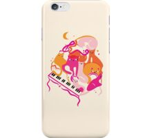 Jazz Cats iPhone Case/Skin