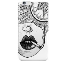 Smoke Dreams iPhone Case/Skin