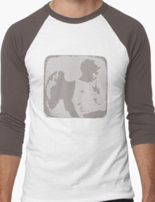 Messenger Men's Baseball ¾ T-Shirt
