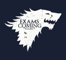 Exams are coming - White by aihin