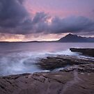 Elgol Sunset by Christopher Cullen