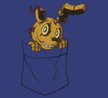 Springtrap in my Pocket T-Shirt