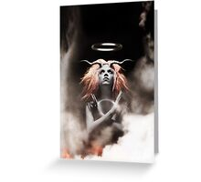 Hope For Hell Greeting Card