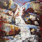 Falling Water by bevmorgan