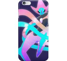 Starlight Deoxys (Attack) iPhone Case/Skin